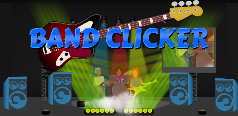 Band Clicker - Rock The Stadium