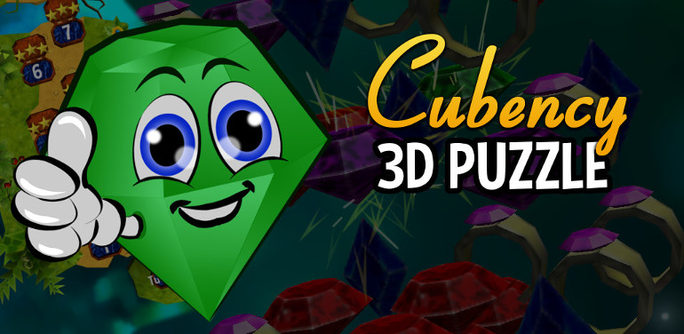 Cubency 3D Puzzle mobile games