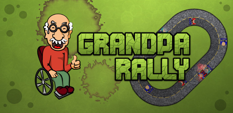 Grandpa Rally mobile games
