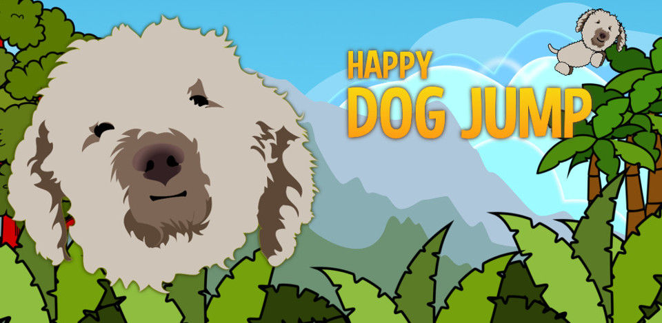 Happy Dog Jump mobile games